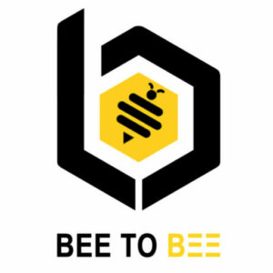 bee to bee logo Ruches parrainage lille hauts-de-france